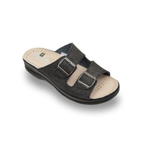Papuci Medi+ 750SJ maro – barbat