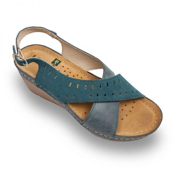 Sandale 1030 albastru – dama