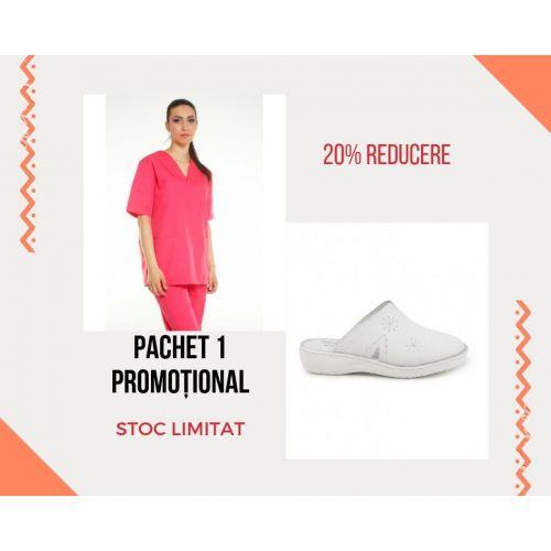 Costum 01c + Saboti medical Berende 298 abi