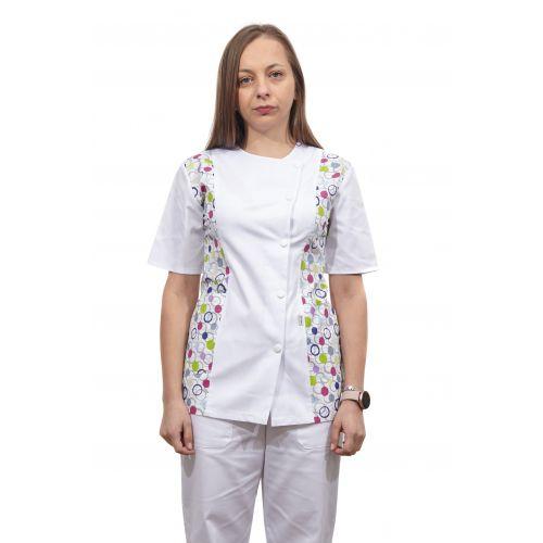 Bluza medicala dama model 020