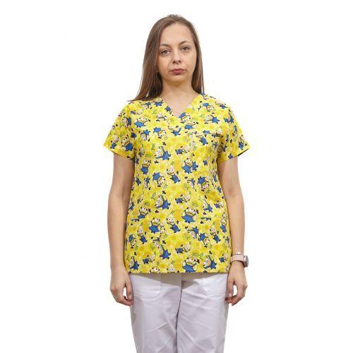 Bluza dama imprimata model 3
