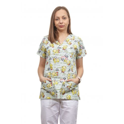 Bluza dama imprimata model 11