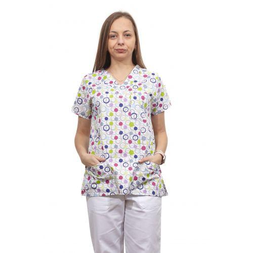 Bluza dama imprimata model 13