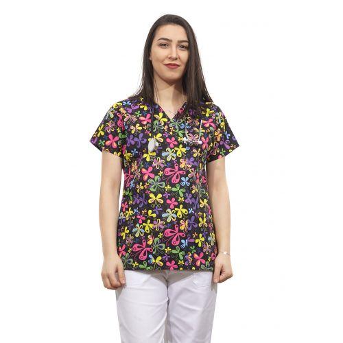 Bluza dama imprimata model 17