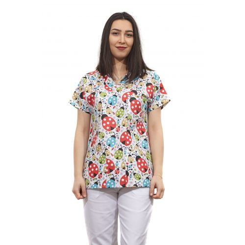 Bluza dama imprimata model 19