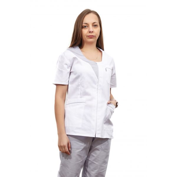 Bluza medicala dama model 019