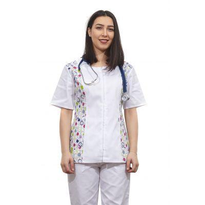 Bluza medicala dama model 021